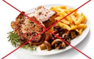 Особенности диеты после удаления желчного пузыря